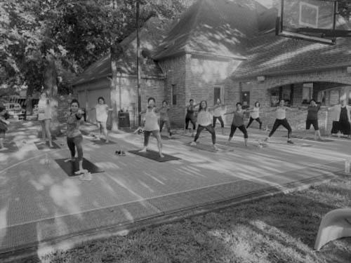 Flor Yoga Institutes ambassadors